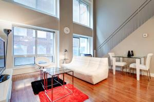 Palais-des-Congrès Furnished Apartments by Hometrotting, Apartmány  Montreal - big - 129