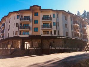 Villa Park Studios Borovets, Apartmánové hotely  Borovec - big - 28