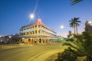 Hostels und Jugendherbergen - Heritage Hotel Rockhampton