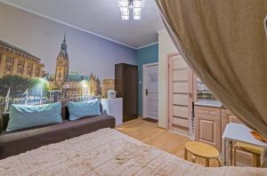 ColorSpb ApartHotel New Holland, Aparthotely  Petrohrad - big - 87