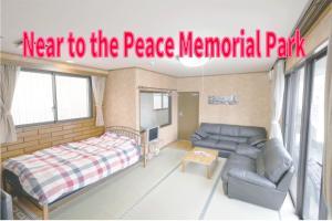 Downtown Peace Park 100m2 balcony