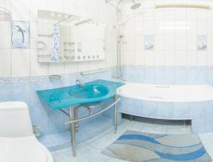 Квартира в центре города, Апартаменты  Улан-Удэ - big - 14