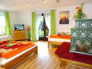 Ferienwohnung Mitterherzog - Apartment - Hochfilzen