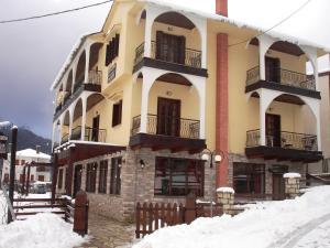 Guesthouse Gousiou, Pensionen  Neraïdochóri - big - 29