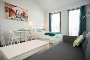 Algo Diferente Apartamentos, Apartmány  Córdoba - big - 18