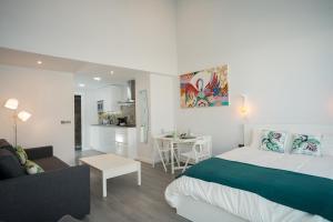 Algo Diferente Apartamentos, Apartmány  Córdoba - big - 10
