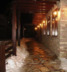 Guesthouse Gousiou, Pensionen  Neraïdochóri - big - 27
