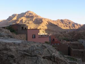 Casa rural Kasbah Des Pyramides, Hostels  Tinghir - big - 131