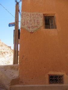 Casa rural Kasbah Des Pyramides, Hostels  Tinghir - big - 106