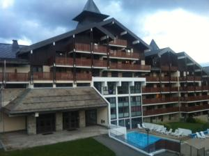 Accommodation in LE PRAZ DE LYS
