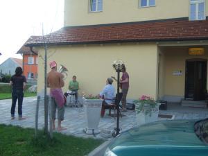 Rooms Vila Jurka, Хостелы  Križevci pri Ljutomeru - big - 79