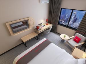 Albergues - Thank Inn Plus Hotel Henan Luoyang Yingbing Avenue