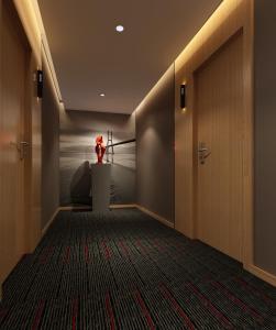 Hostels und Jugendherbergen - Thank Inn Chain Hotel Jiangsu Zhenjiang Danyang Danjin Road