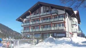 Sporthotel Hochpaßhaus am Iseler - Bad Hindelang