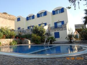 Karterados Beach Apartments - مونوليثوس