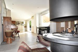Coloc dans Villa d'Architecte - Air Rental, Bed & Breakfast  Montpellier - big - 19