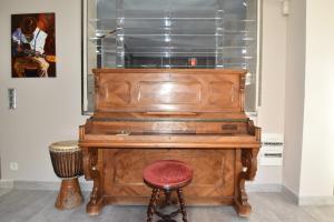 Coloc dans Villa d'Architecte - Air Rental, Bed & Breakfast  Montpellier - big - 15