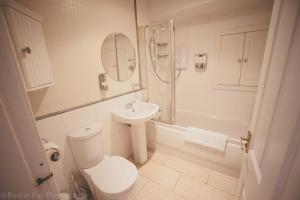 Stylish and Spacious two bed in Aberdeen's West End, Apartmanok  Aberdeen - big - 3