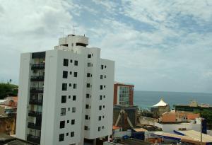 Apartamento Farol da Barra Salvador, Apartmány  Salvador - big - 17