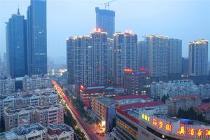 obrázek - Qingdao Ming Yu Holiday Apartment(May Fourth Square Shop)