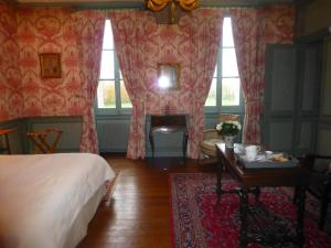 Chambres d'Hôtes de Manoir de Captot - La Vaupalière