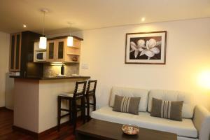 Hotel Ankara Suites, Appartamenti  Salta - big - 13