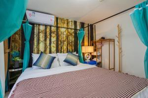Family Kids Loft Homestay Near Subway Changlong, Apartmány  Kanton - big - 25