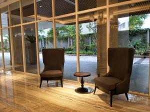 2 BR Luxury Apartment Menteng Park, Apartmány  Jakarta - big - 54