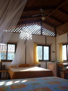 One-Bedroom Bungalow (2-4 People) Cabinas Yamann
