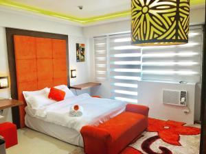Studio type with free wifi, Apartments  Manila - big - 1
