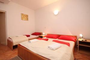 Apartment Mlini 8579b, Апартаменты  Млини - big - 12