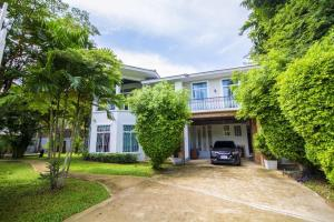 Tamnak Beach House, Ferienhäuser  Na Jomtien - big - 37