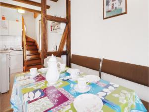 Holiday home Am Hasselberg V, Prázdninové domy  Schielo - big - 16