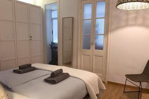 Apartment Sepulveda, Апартаменты  Барселона - big - 12
