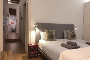 Apartment Sepulveda, Апартаменты  Барселона - big - 13