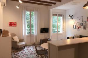Apartment Sepulveda, Апартаменты  Барселона - big - 17