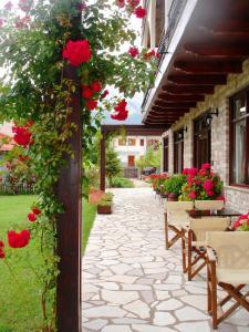 Guesthouse Gousiou, Affittacamere  Neraïdochóri - big - 75