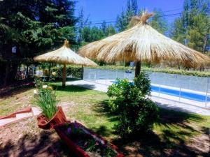 Cabañas Rio Blanco, Chaty  Potrerillos - big - 39