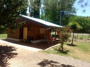 Cabañas Rio Blanco, Chaty  Potrerillos - big - 16