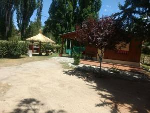Cabañas Rio Blanco, Chaty  Potrerillos - big - 34