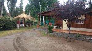 Cabañas Rio Blanco, Лоджи  Потрерильос - big - 1