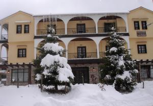 Guesthouse Gousiou, Pensionen  Neraïdochóri - big - 41