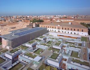 Parador de Alcalá de Henares, Szállodák  Alcalá de Henares - big - 36