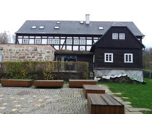 Ekocentrum Oldřichov v Hájích o.p.s., Гостевые дома - Oldřichov v Hájích