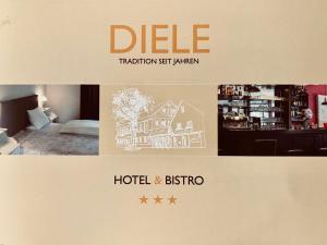 Hotel Diele - Augustdorf