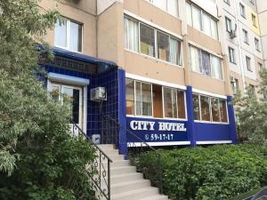 Hotel City - Mustayevo