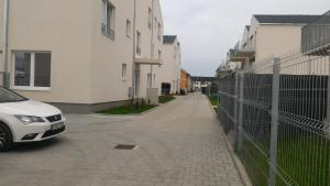 Ambiance Apartment - Swiss Village, Apartmány  Sibiu - big - 40