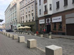 Poddasze Marzenie w Sercu Wroclawia