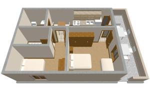 Apartment Sucuraj 136a, Apartments  Sućuraj - big - 20