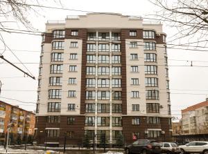 Апартаменты Романовский